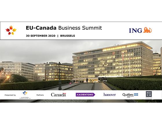 Sommet Économique UE-Canada 2020